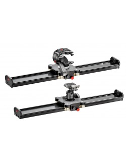 Manfrotto Slider 60cm con rótula de Bola o 3 Way