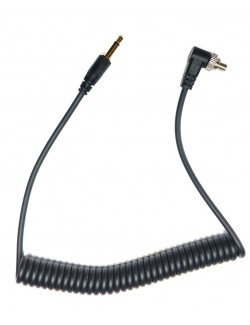 Cable PC a Jack 3.5 mm en espiral