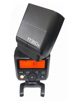 Godox TT350 Nikon para flash i-TTL-manual
