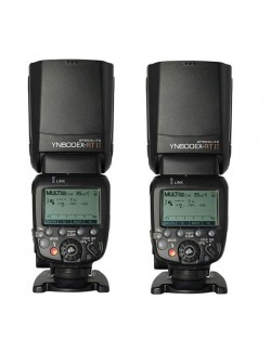 kit 2 flashes YN600EX-RT II