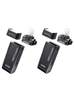 kit 2 Flashes Godox AD200