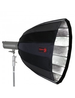 Softbox Deep Jinbei 120 cm para flash de estudio