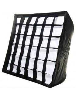 Softbox Easy 60x60 Elinchrom con panal