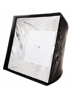 Softbox easy 60x60 Elinchrom con grid 2 difusores