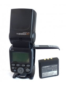 YN686EX RT flash de compacto bateria litio EX RT