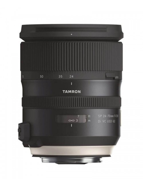 Tamron 24-70 mm f2,8 Di VC USD G2 objetivo sellado