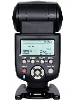 Flash Yongnuo YN560III flash de mano con receptor interno radio