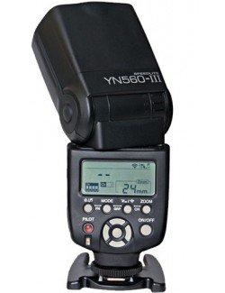 Flash Yongnuo YN560 III manual