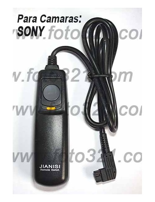 Disparador cable Sony S1