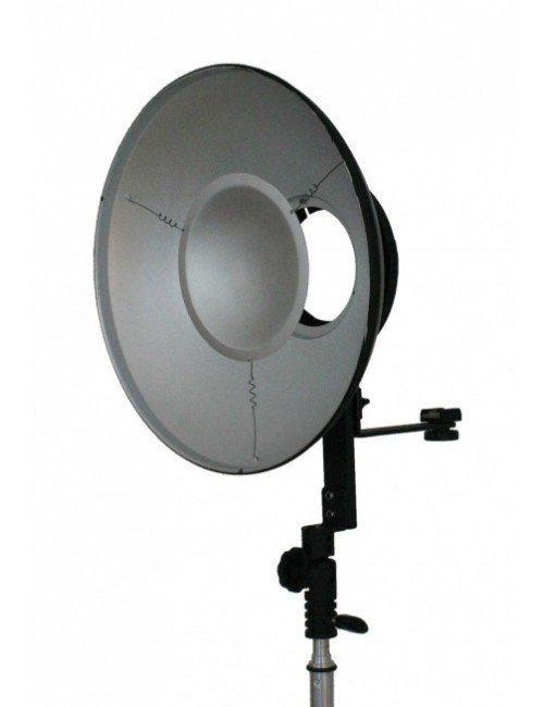 Kit Beauty dish para flash