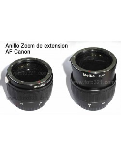 Anillo extension Zoom AF Canon