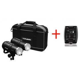 Profoto Basic Kit 250Wx2 + Air Remote