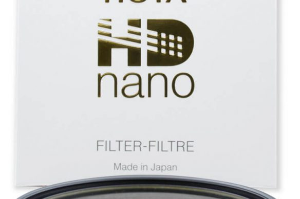 Filtros Hoya HD Nano UV y CIR-PL