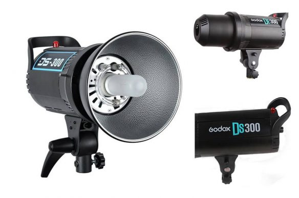 Godox-DS300-flash-estudio-compacto