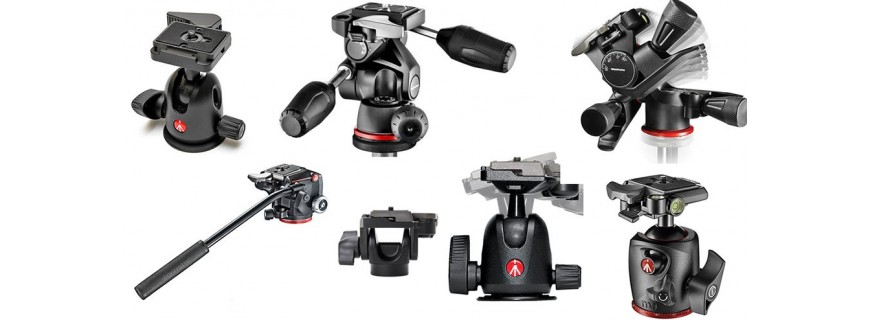Rotulas Manfrotto