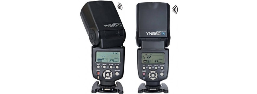 Flashes Yongnuo Manuales